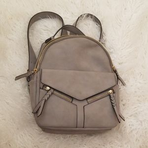 Urban outfitters backpack light gray